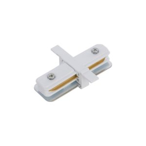 ŁĄCZNIK  PROFILE RECESSED STRAIGHT CONNECTOR WH