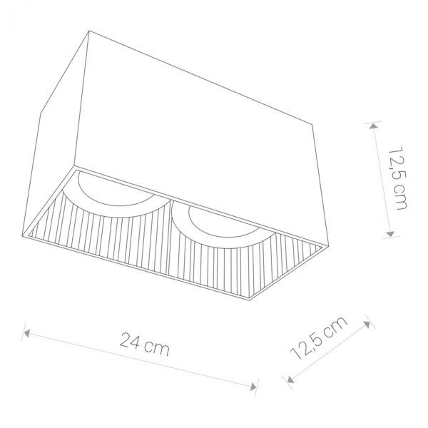 Nowodvorski Lighting Outline With Dimensions 9383 1
